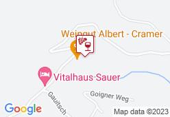 Weingut Albert - Karte