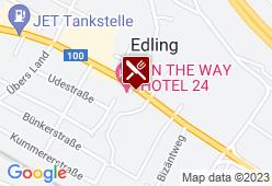 Gasthof Edlingerwirt - Karte