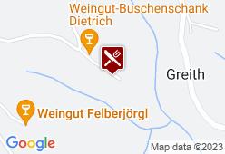 Restaurant Steirerland - Karte