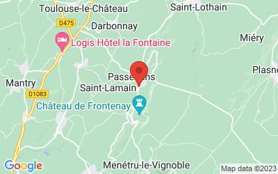 Domaine de la Croix de Marche 39230 PASSENANS