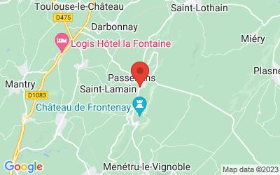 139 Rue du Savagnin, 39230 Passenans, France