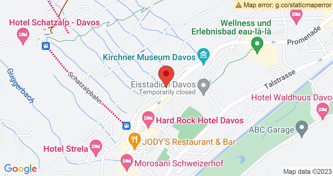 Google Map PaarSenn Sport + Mode AG Bogner Shop