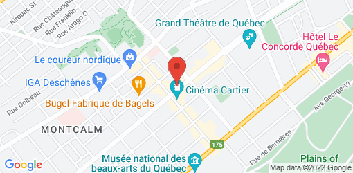 Directions to Restaurant Bachir