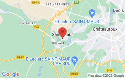 36250 Saint-Maur, France