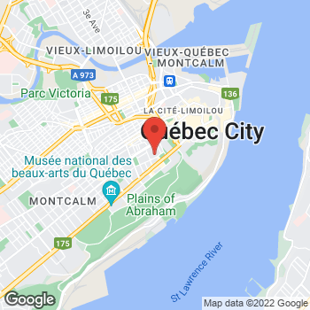 Map of Tim Hortons at 1060 Rue Louis-alexandre Taschereau, Quebec, QC G1R 5E6