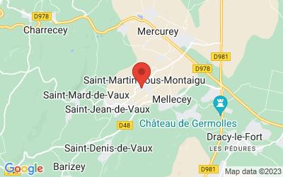 6 Place de Corcelles, 71640 Saint-Martin-sous-Montaigu, France