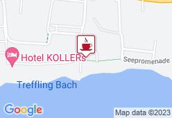 Seecafe Ertl Restaurant - Karte