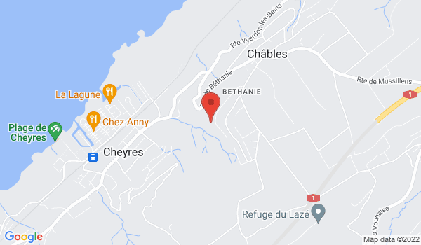 Location map Apartment for sale, Châbles FR