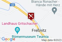 Landgasthof Gritschacher - Karte
