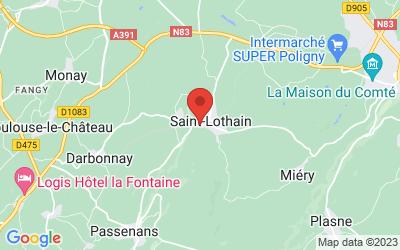 58, Route du Revermont 39230 SAINT LOTHAIN