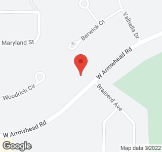 1101 W Arrowhead Road