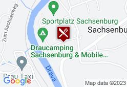 Gasthof Zum Goldenen Rößl - Karte