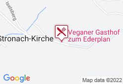 Kulturhaus Klanggestalt - Karte