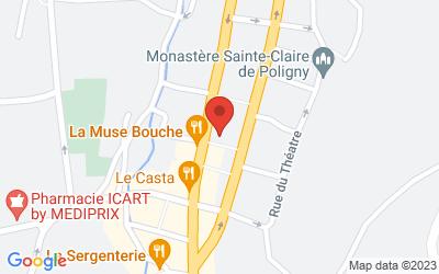 Poligny, France
