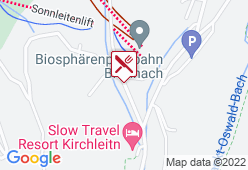 Berghof - Karte