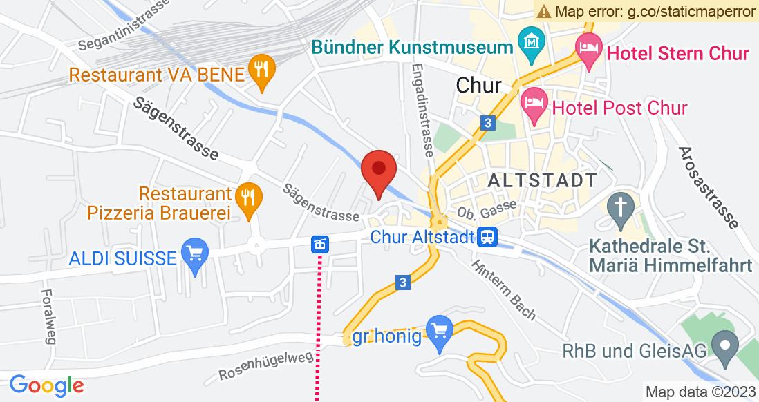 Google Map MB Indoor Sport