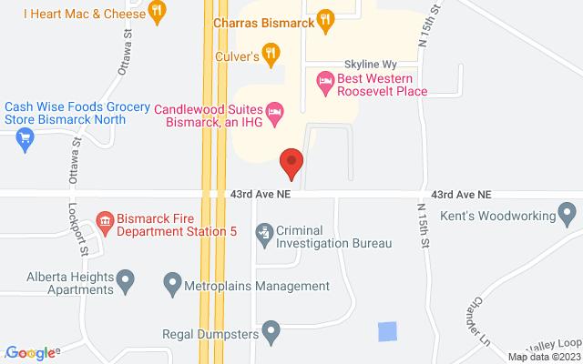 static image of 1400 43rd Avenue Northeast, Suite 260, Bismarck, North Dakota