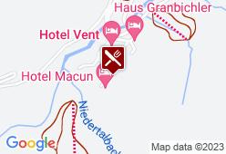 Hotel Similaun - Karte