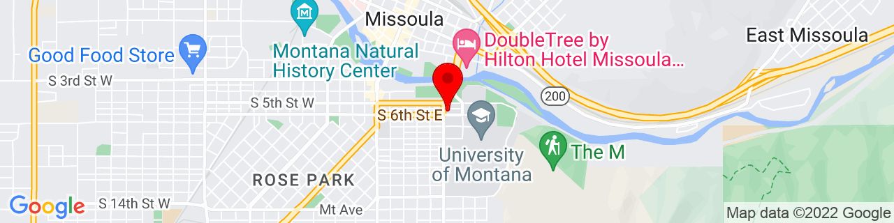Google Map of 46.864295, -113.988752