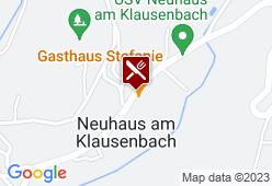 Gasthaus Sampl zur Burgruine - Karte