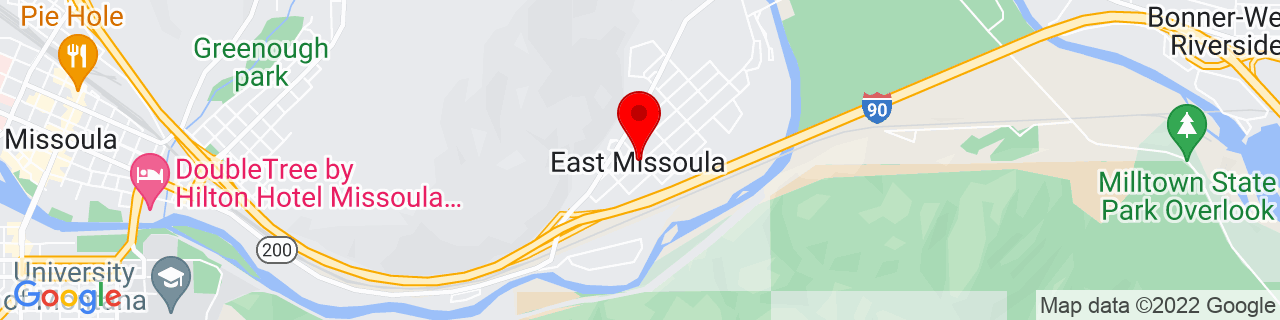 Google Map of 46.87083333333334, -113.94444444444444