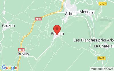 35 Rue du Ploussard 39600 PUPILLIN