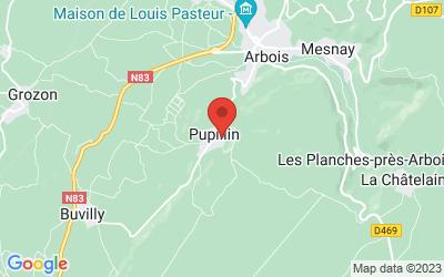 Rue Abbé Guichard 39600 PUPILLIN