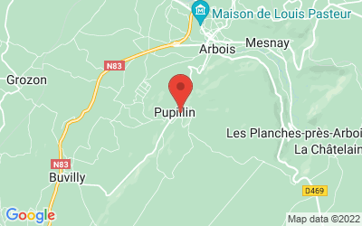 Maison Gouillaud 39600 PUPILLIN