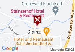 Gourmetrestaurant »ESSENZZ« im Hotel Stainzerhof - Karte