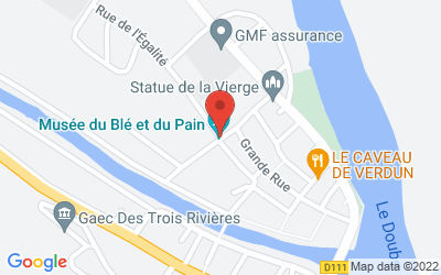 2 rue de l'égalité, 71350 Verdun-sur-le-Doubs