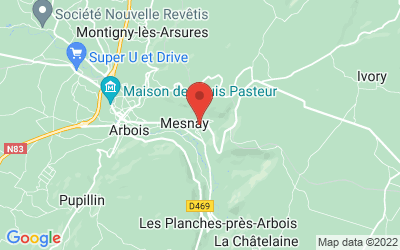 1 Rue de la Bernarde, 39600 Mesnay, France
