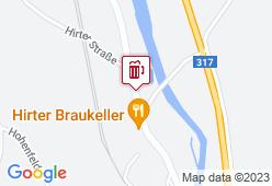 Hirter Braukeller - Karte
