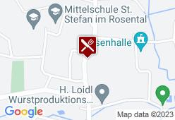 Gasthof Rosenwirt - Karte