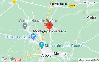 39600 Montigny-lès-Arsures, France