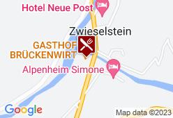 Brückenwirt - Karte
