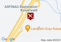 Landzeit Autobahn-Restaurant Graz-Kaiserwald - Karte