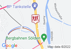 Rodelhütte - Karte