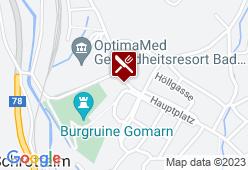 Gasthof Geiger - Karte