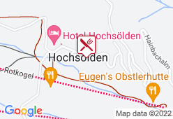 Hotel Alpenfriede - Karte
