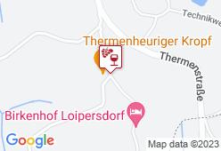 Thermenheuriger Kropf - Karte
