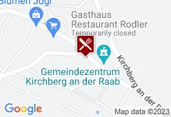 Gasthaus Rodler - Karte