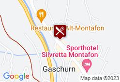Posthotel Rössle - Karte