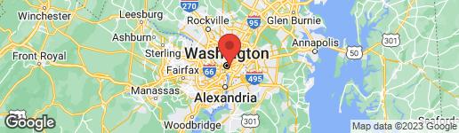 Map of 460 NEW YORK AVENUE NW #906 WASHINGTON, DC 20001