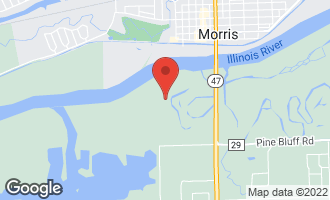 Map of 4600 North Dwight Road MORRIS, IL 60450