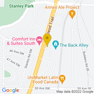 Map to Blind Beggar Pub provided by Google