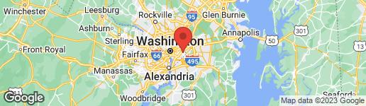 Map of 4611 CLAY STREET NE WASHINGTON, DC 20019