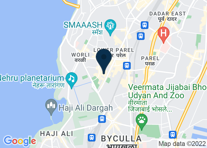 Map of 462 Tulsi Pipe Road,, Mumbai, India