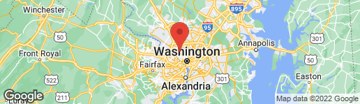 Map of 4620 PARK AVENUE N 1109E CHEVY CHASE, MD 20815