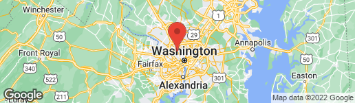 Map of 4620 PARK AVENUE N 603E CHEVY CHASE, MD 20815