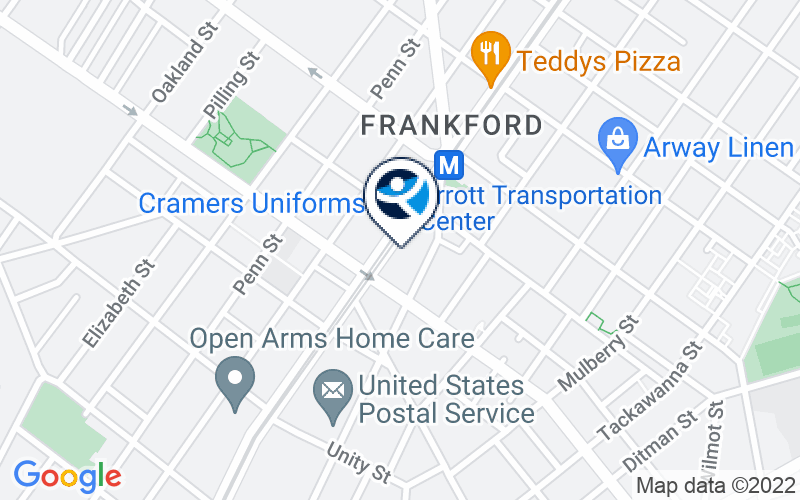 Northeast Treatment Centers - Frankford Avenue Counseling Center Location and Directions